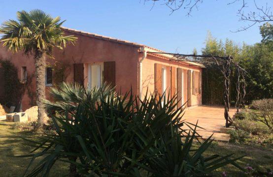 Villa T3 75 m² sur 700 m² de terrain